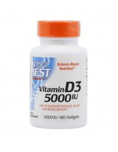 Vitamin D3 - 5000iu / 180